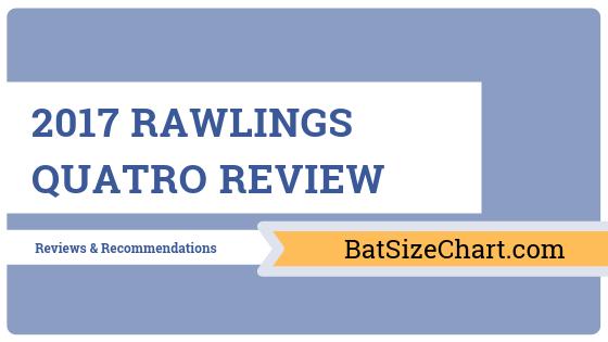 2017 Rawlings Quatro Review