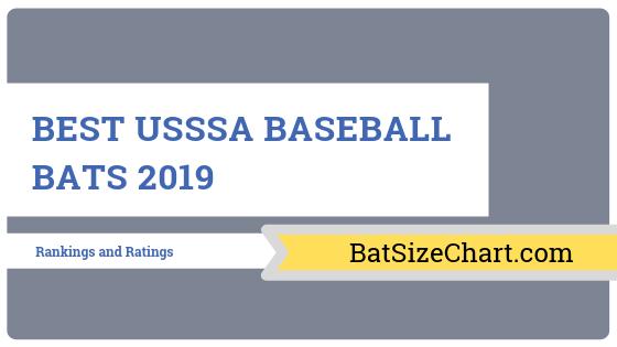 Best USSSA Baseball Bats