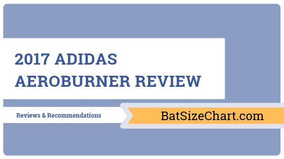2017 Adidas AeroBurner Review