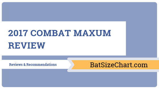 2017 Combat Maxum Review